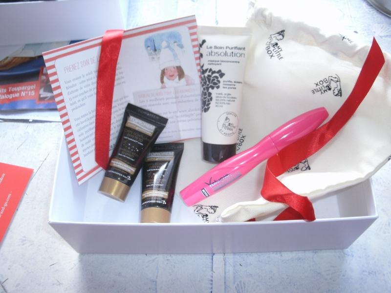 """[Décembre 2012] My Little Box """"Santa Box"""" - Page 14 Gedc1013"""