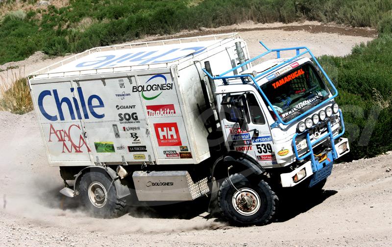 DAKAR 2010 Dakar019