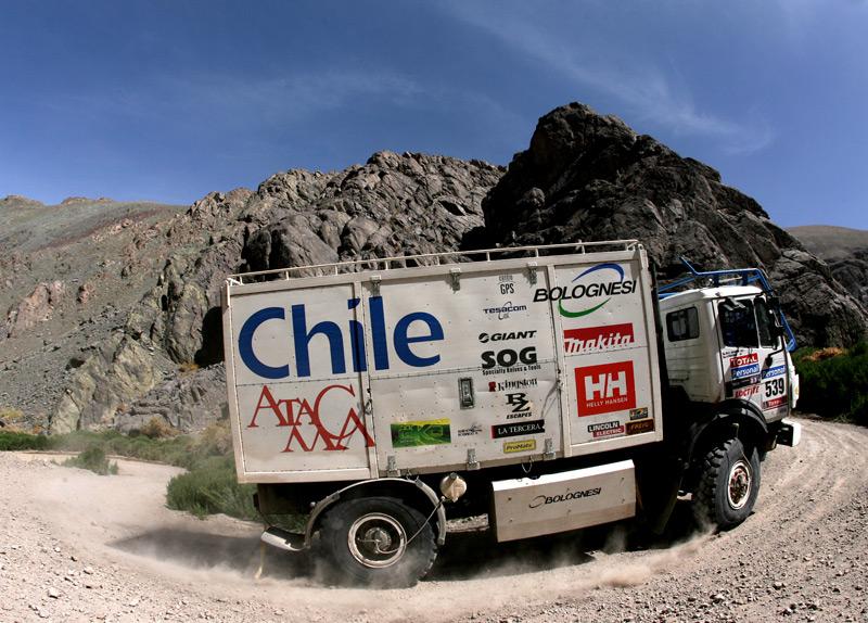 DAKAR 2010 Dakar021