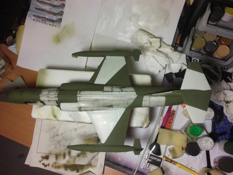 Montage  F-104 G Revell 1/32 Cimg0013