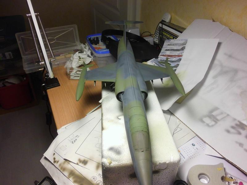 Montage  F-104 G Revell 1/32 Cimg0015