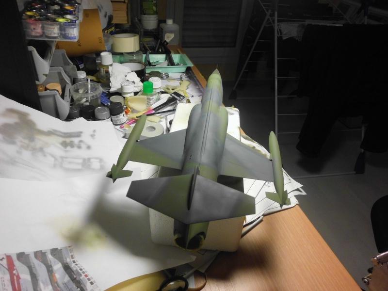 Montage  F-104 G Revell 1/32 Cimg0016