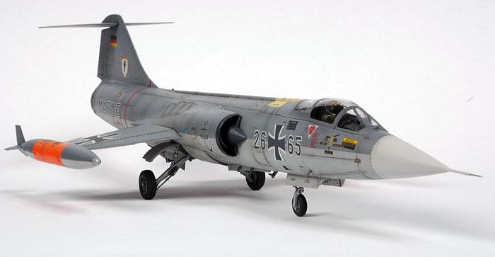Montage  F-104 G Revell 1/32 F104ga10