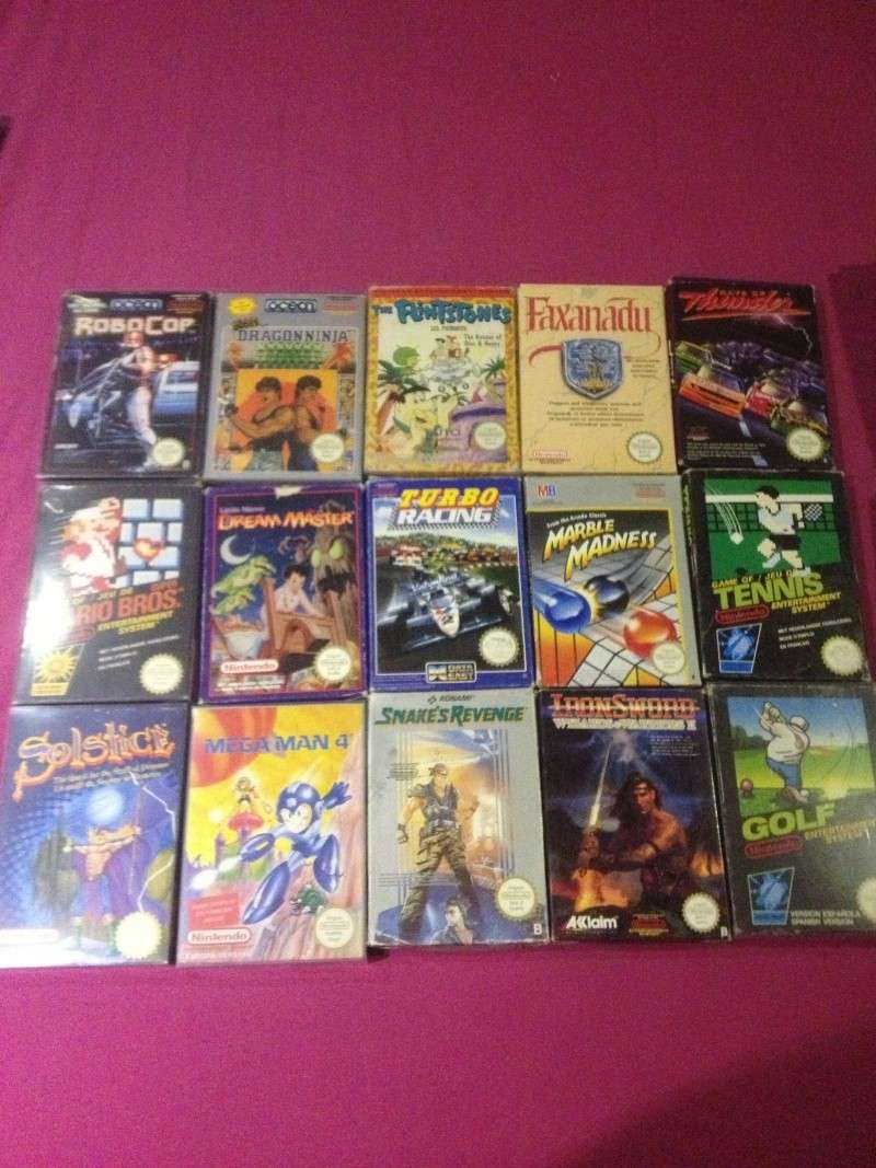 Ma collection Nes  Img_0618