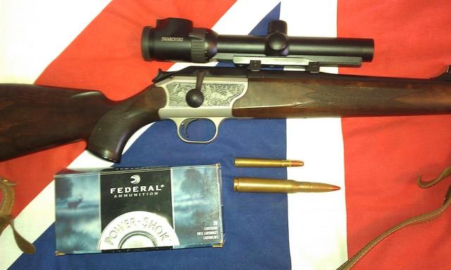 calibre 444 pour la battue ? Blaser11