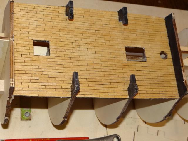 Rolf52 Baubericht zur Santissima Trinidad von OcCre Dsc01413