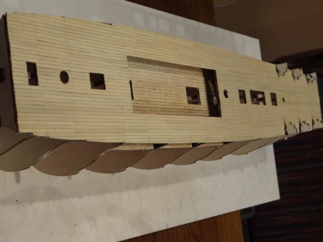 Rolf52 Baubericht zur Santissima Trinidad von OcCre Dsc01418