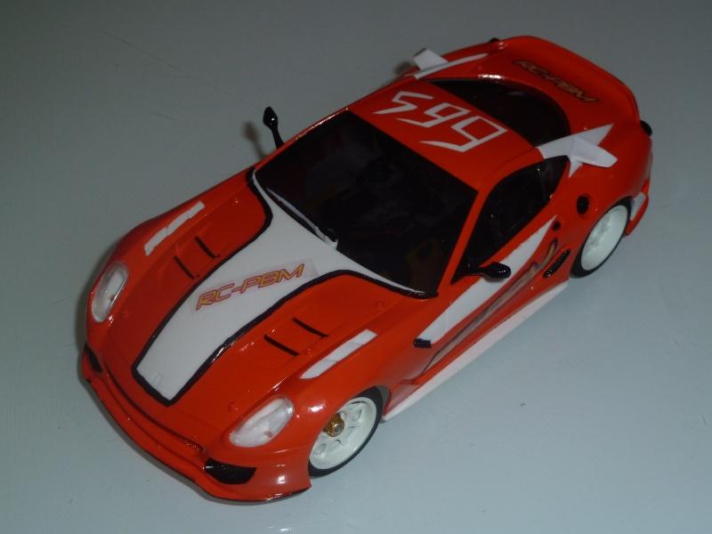 ma nouvelle carros fef 599 P1010613