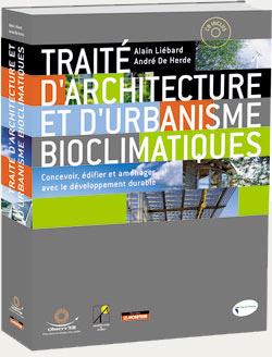 livre: Traité d'architecture et d'urbanisme bioclimatique. Traite10