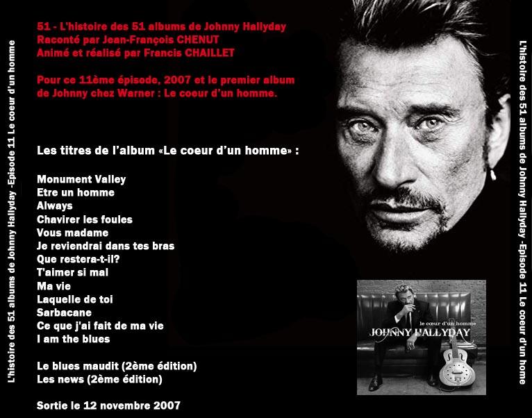 Discussions et pochettes les 51 Albums de Johnny en podcast 11_le_11