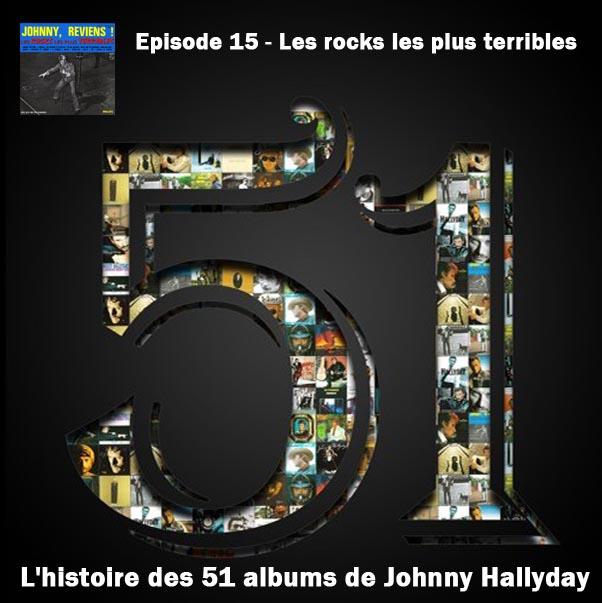 Discussions et pochettes les 51 Albums de Johnny en podcast 15_les12