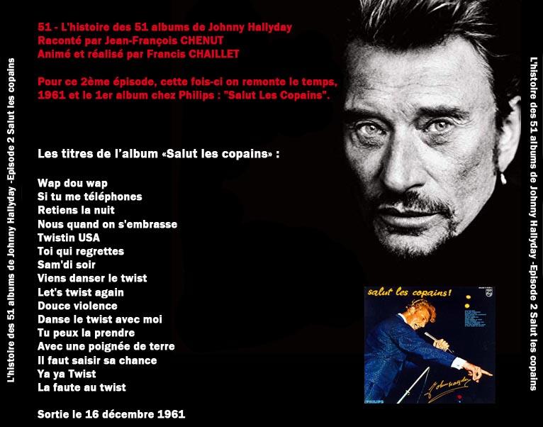 Discussions et pochettes les 51 Albums de Johnny en podcast 2-salu11