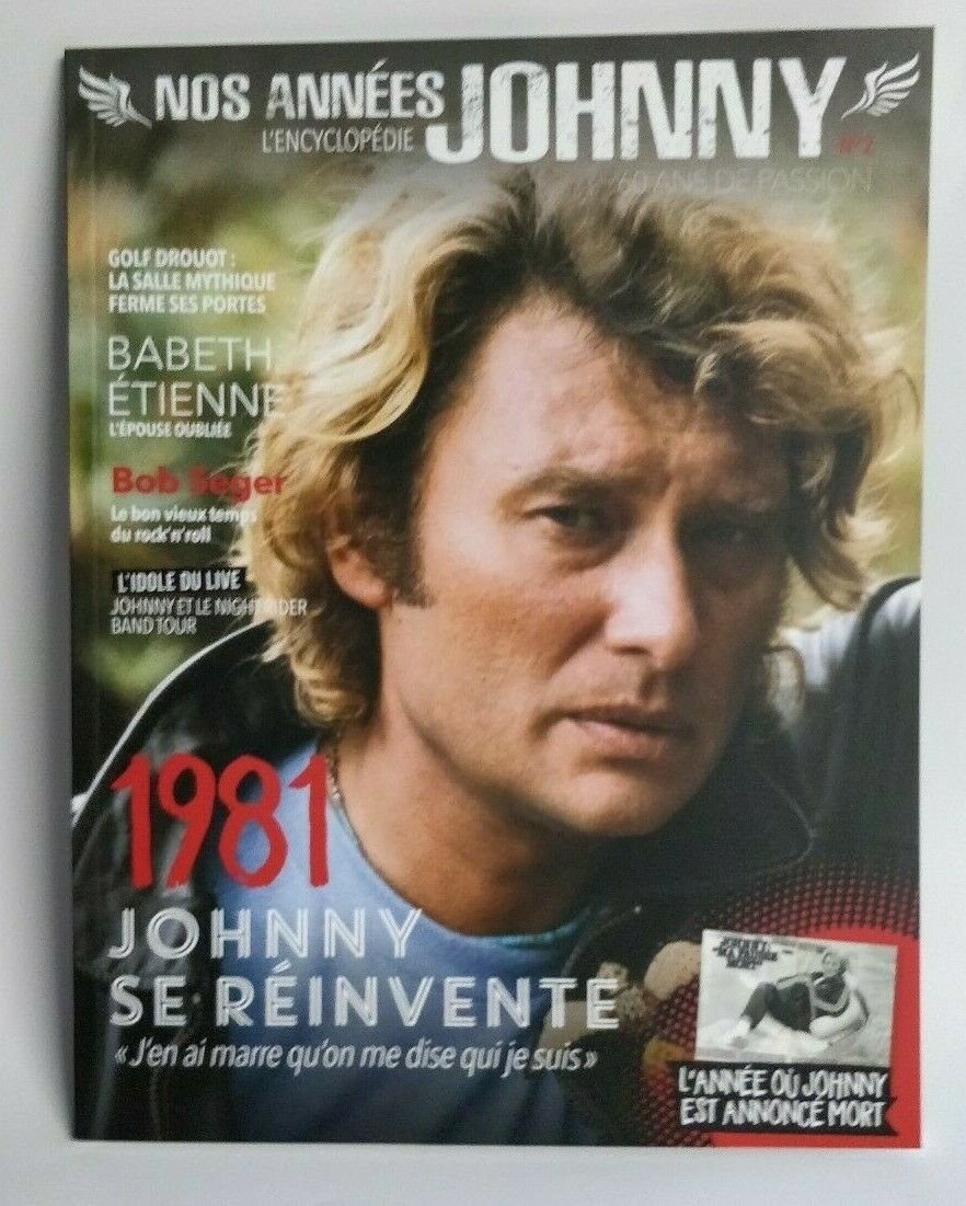collection kiosque a journeaux nos annees johnny l encyclopedie 20032610