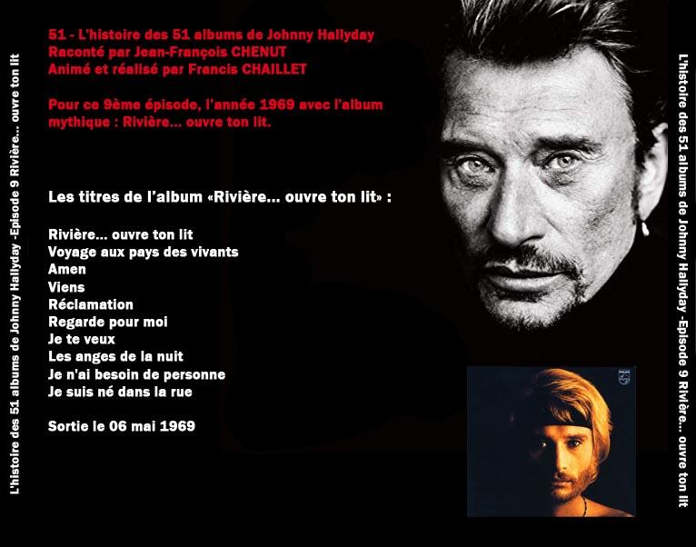 Discussions et pochettes les 51 Albums de Johnny en podcast 9_rivi11