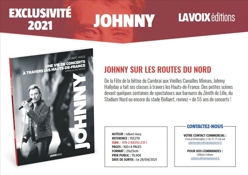 Johnny - Une vie de concerts à travers les Hauts-de-France Johnny15