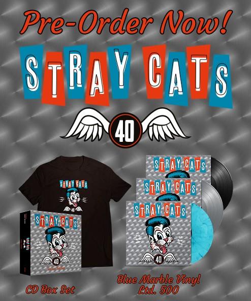 Stray Cats  Stc10