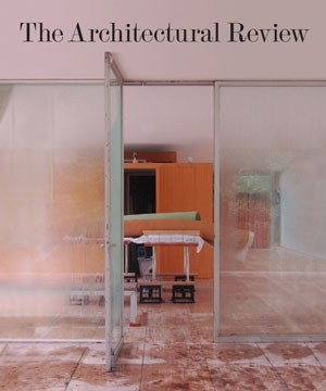 Portada revista arquitectura