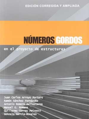Portada del libro Números Gordos en el proyecto de estructuras