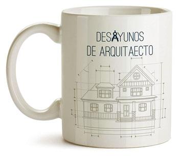 Tazas café para arquitectos