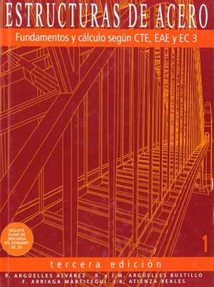 Portada del libro Estructuras de acero