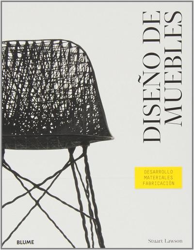 Diseño de Muebles libro