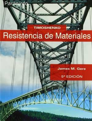 Portada del libro Resistencia de materiales