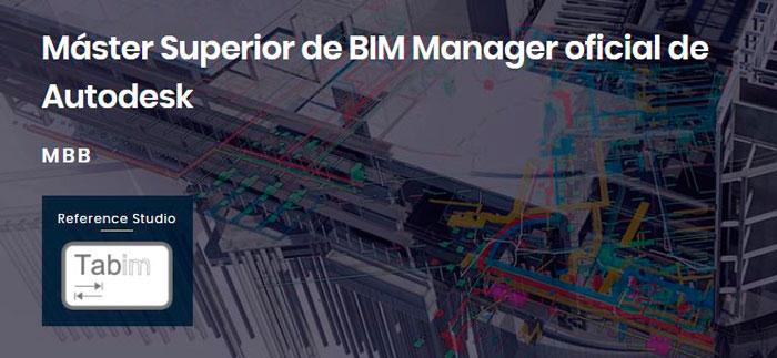 Master BIM Manager Internacional (butic)