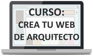Curso para crear una web de arquitecto