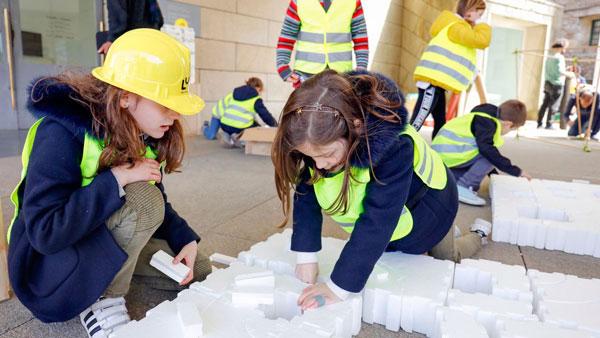 Arquitectura para niños