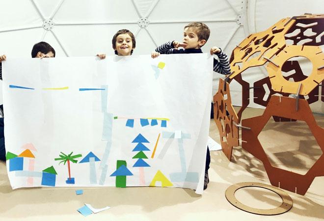 clases de arquitectura para niños
