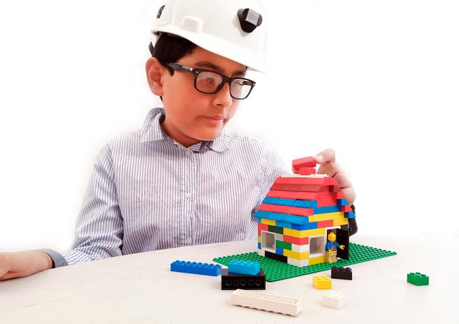 arquitectura para niños juegos