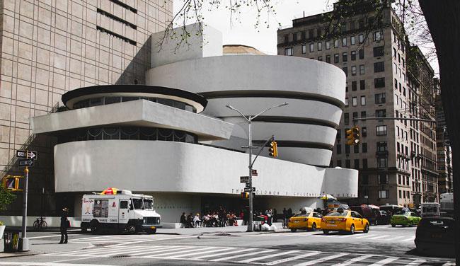 El Museo Guggenheim de Nueva York