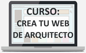 Crea tu web de arquitecto