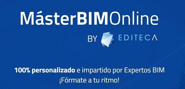 Máster BIM Online de Editeca