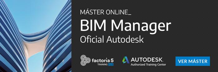Master BIM Management (factoría 5)