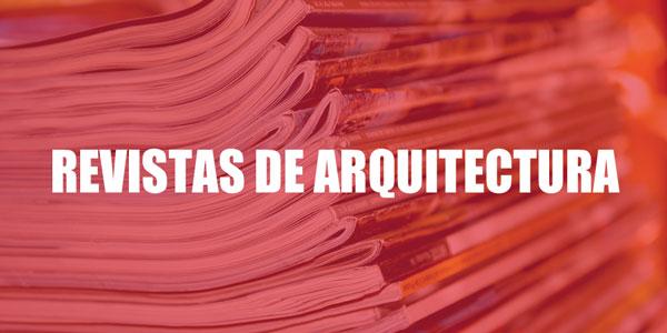 Revistas para arquitectos