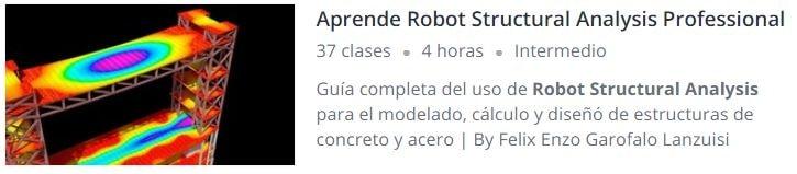 Curso de Robot de Udemy