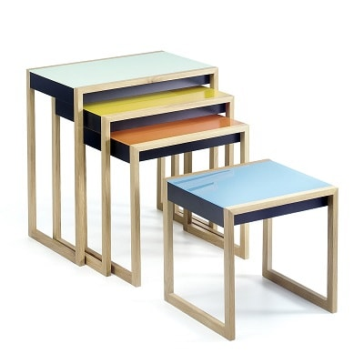 Mesas de diseño