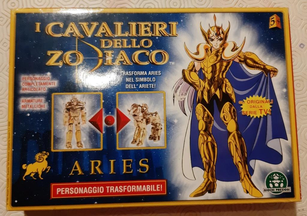 Cavalieri dello Zodiaco bootlegs e anni 2000 20200410