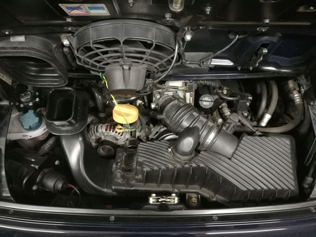 Changement des trois Galets sur moteur M96.04 Fin10
