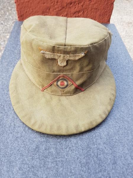Feldmütze  Afrikakorps 20180825
