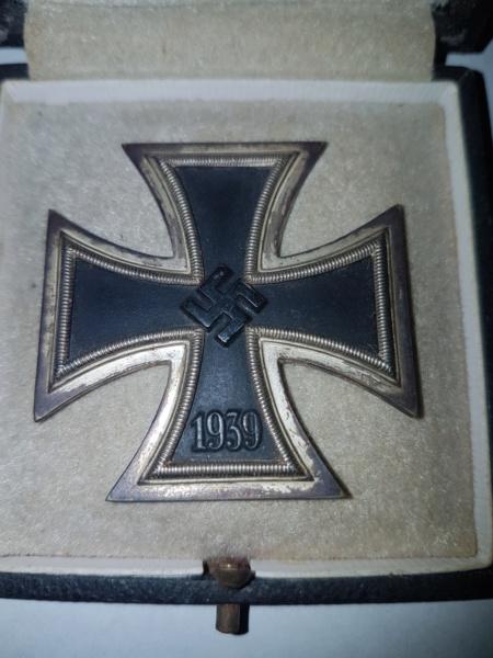 Croix de fer 1.class 1939 20181029