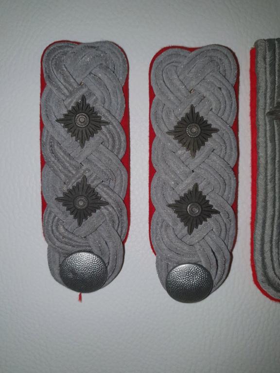 pattes d épaulettes  X3 20200245