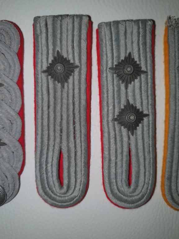 pattes d épaulettes  X3 20200246