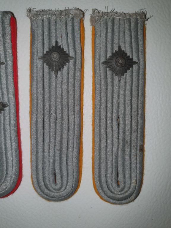 pattes d épaulettes  X3 20200247