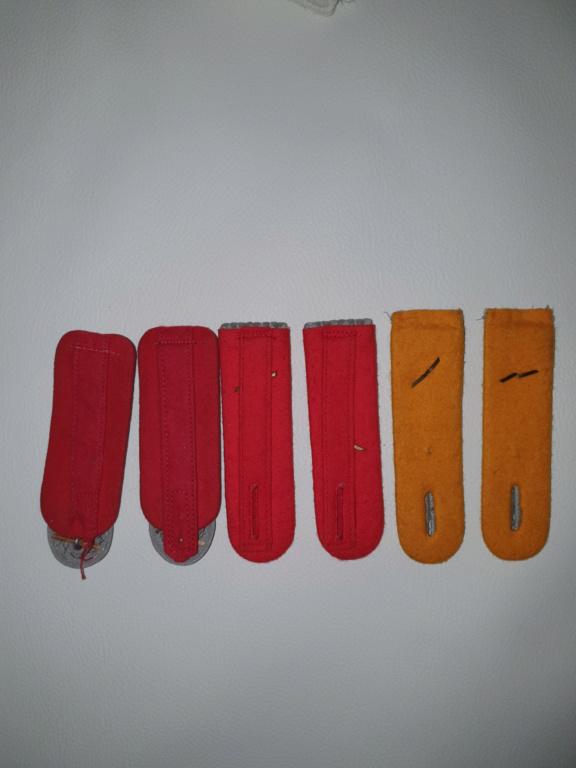pattes d épaulettes  X3 20200248