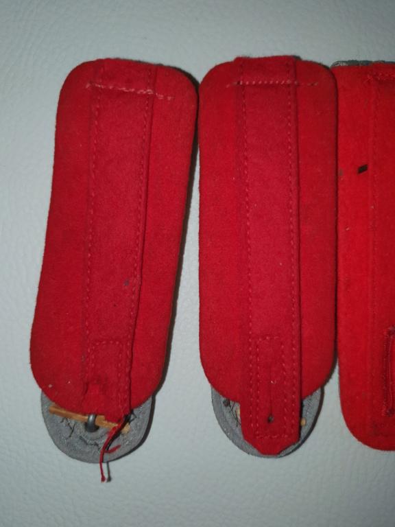 pattes d épaulettes  X3 20200249