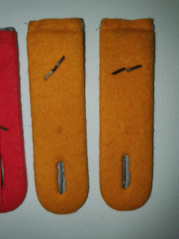 pattes d épaulettes  X3 20200251