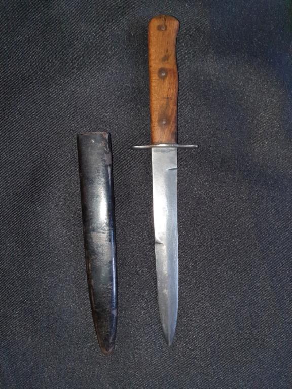 couteau de tranché / de botte  20200313