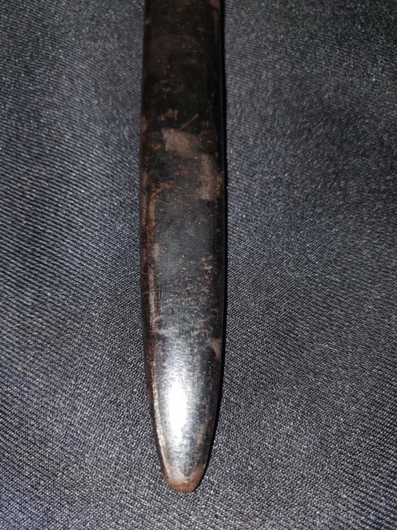 couteau de tranché / de botte  20200315